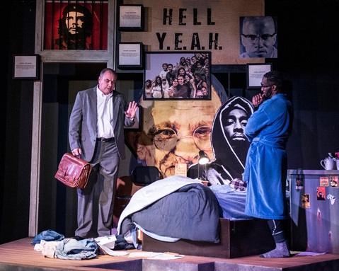 """Not Enuf Lifetimes - Costume Designer Katie Touart has dressed characters who range from street rapper to church lady such that all seem perfectly suited to tell this remarkable story.""""- DC Metro Theater Arts"""
