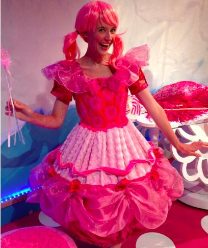 "Pinkalicious - KatieTouart's costumes are charmingly '50's-era TV land style.""- Washington Blade"