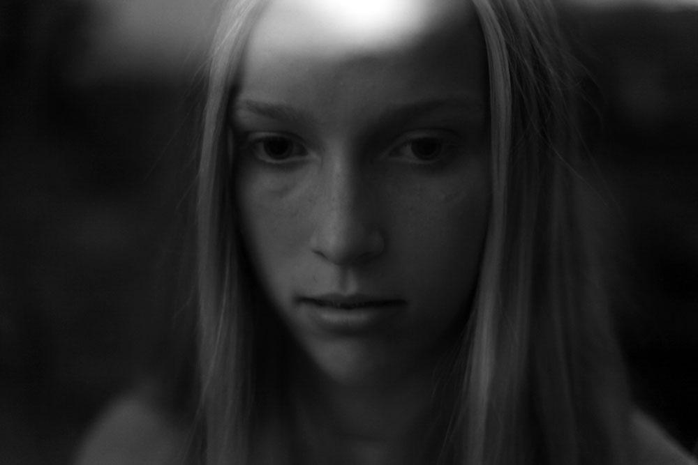 Portrait // Ciara, Wiltshire, 2013.