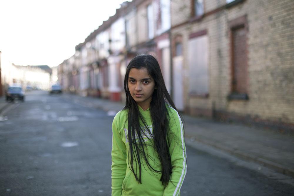Portrait // Unknown, Liverpool, 2012.