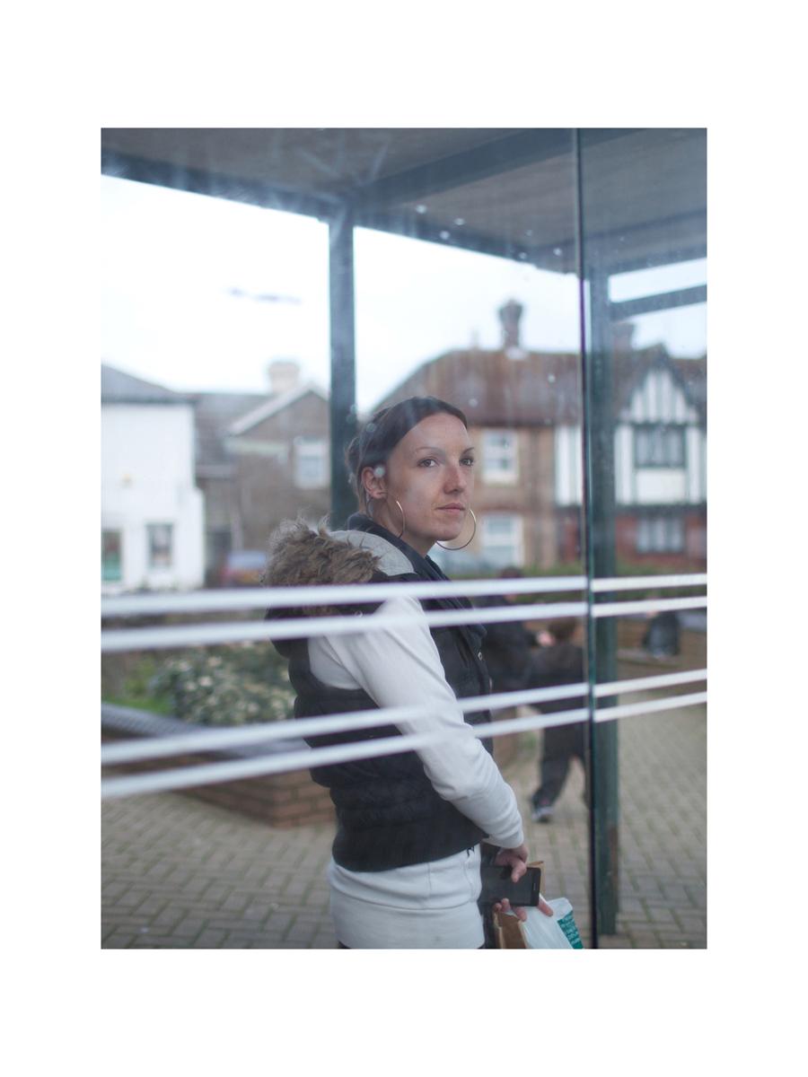 Portrait // Tracey, Boscombe.