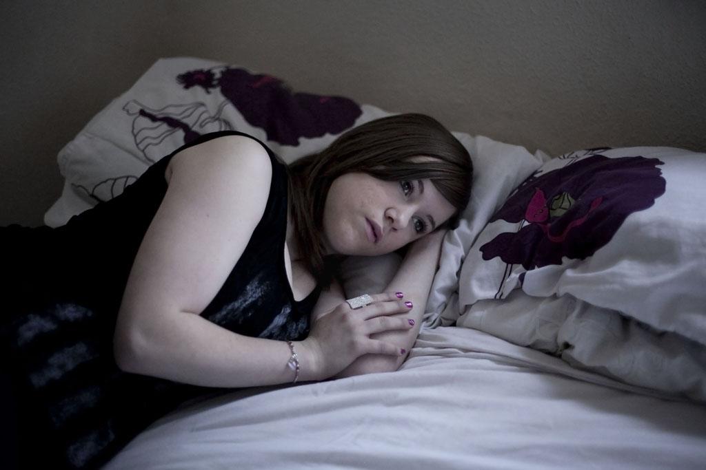 Portrait // Sophie Green, 20, Bournemouth, Nursery Nurse, 2012.