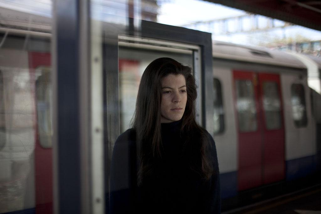 Portrait // Sophie Green, 27, Notting Hill, London, Environmental Campaigner, 2012.