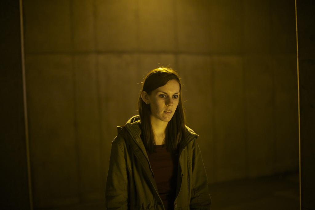 Portrait // Sophie Green, 23, Waterloo, London, Social Researcher, 2012.