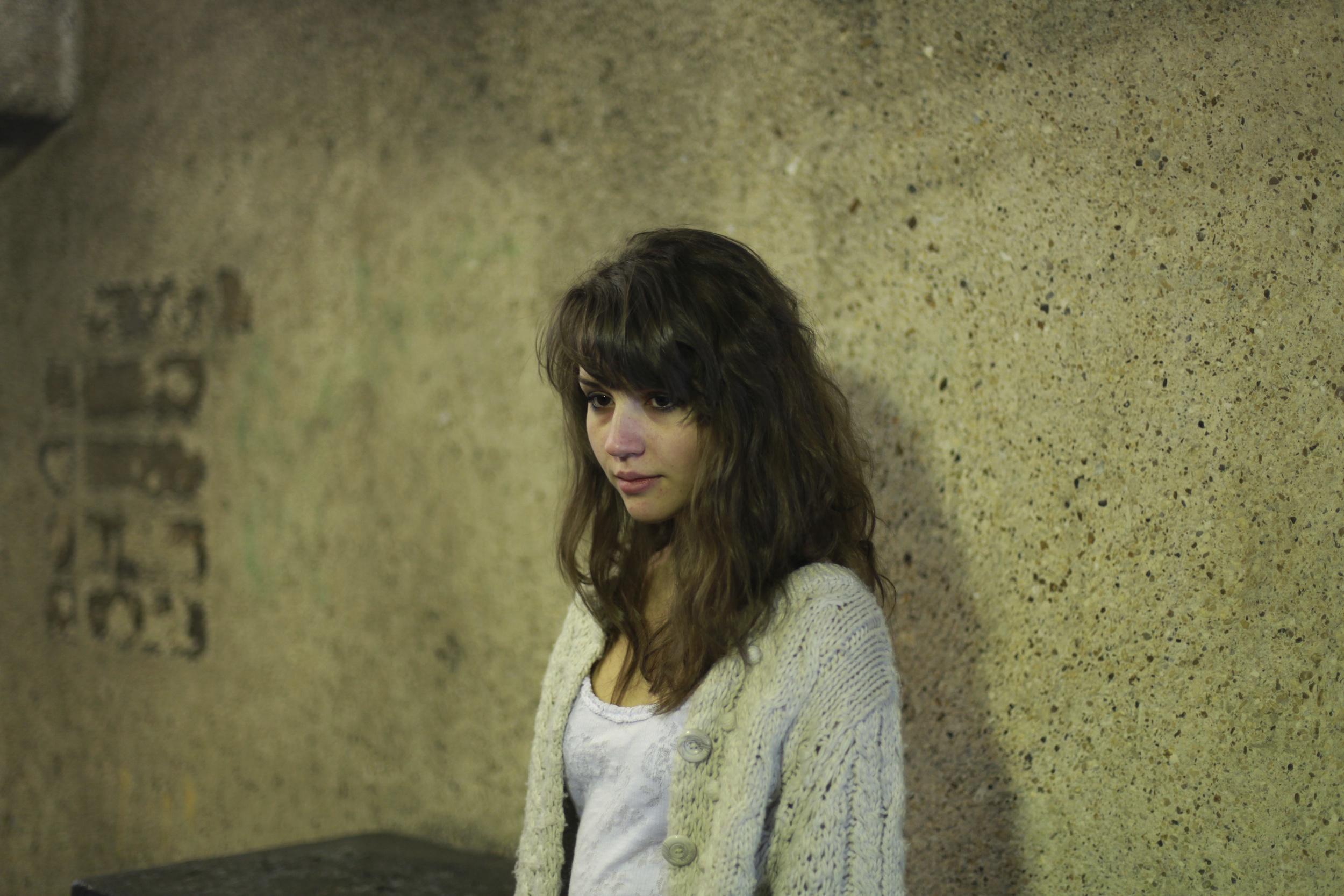 Portrait // Sophie Green, 19, Oxford,Graphic Design Student, 2012.