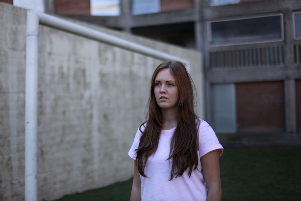 Portrait // Sophie Green, 22, Chesterfield, Dental Nurse/ Student, 2012.