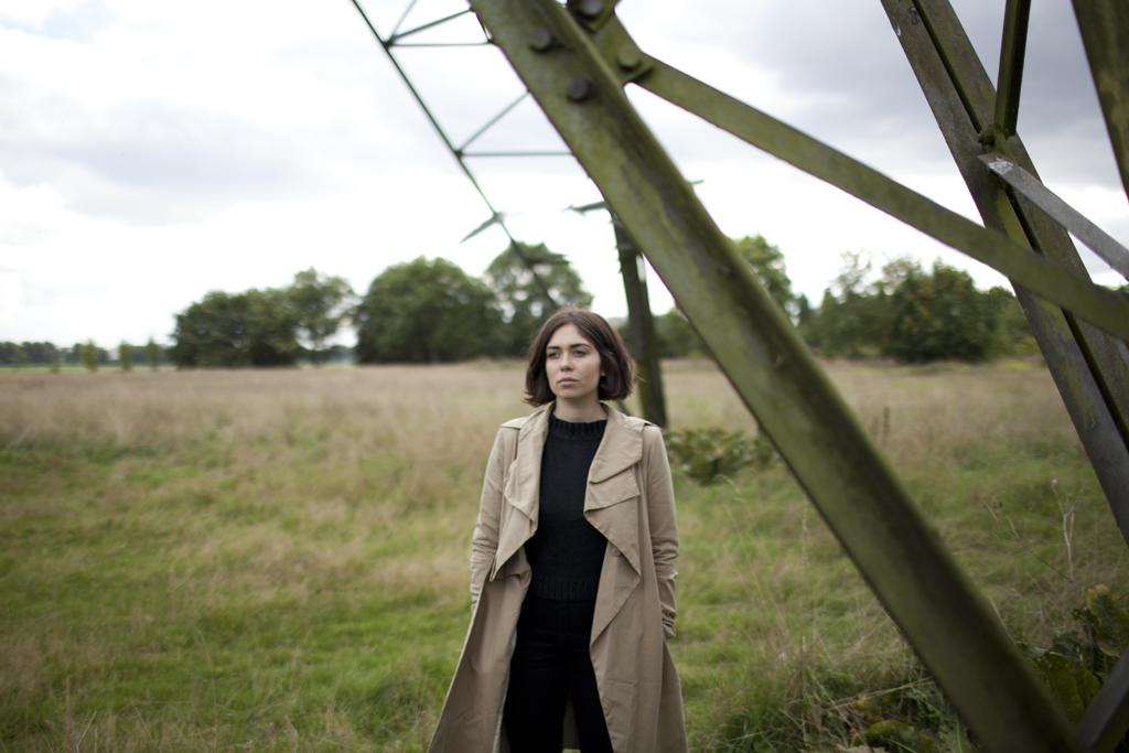 Portrait // Agnes, Hackney, 2013.