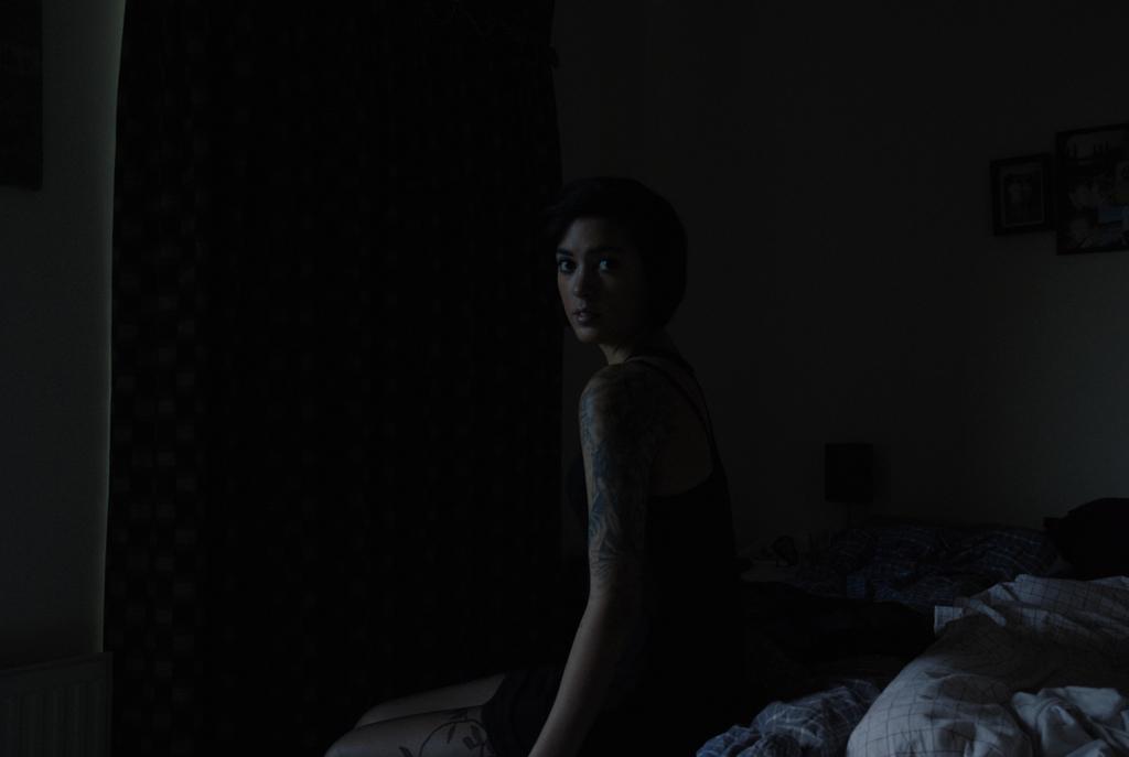 Portrait // Michelle, Bath, 2012.