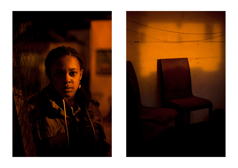Portrait // Aisha, Homerton, London. 17.