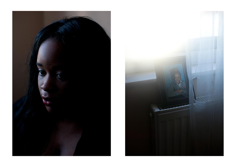 Portrait // Priscilla, Edmonton, London. 17.