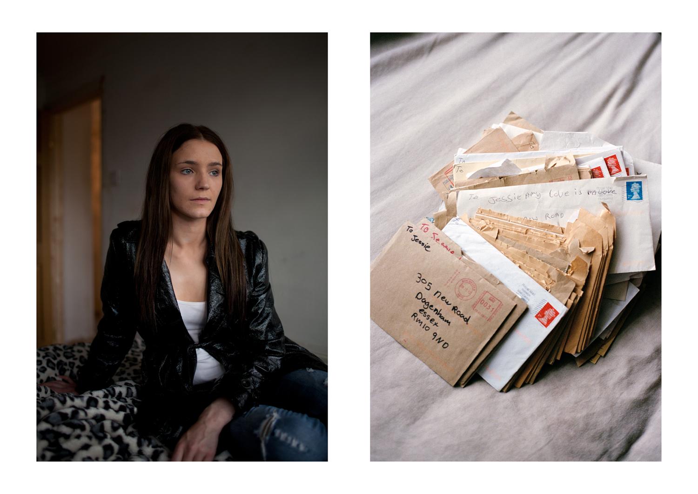 Portrait // Jessie, Dagenham, Essex. 17.