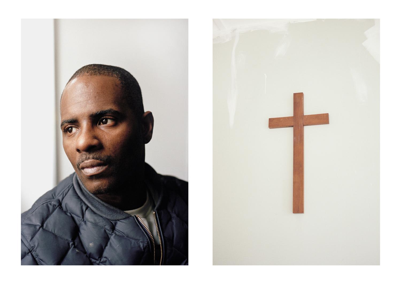 Portrait // Chris, Bristol. 38.
