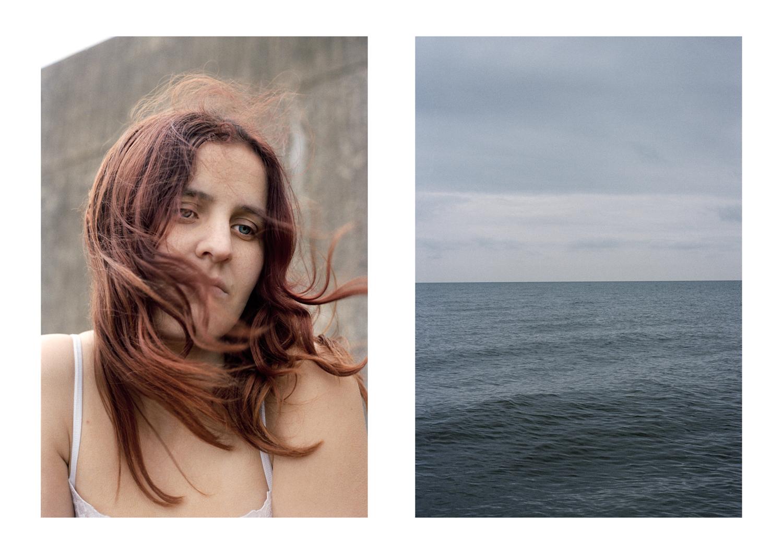 Portrait // Charlotte, Brighton. 19.