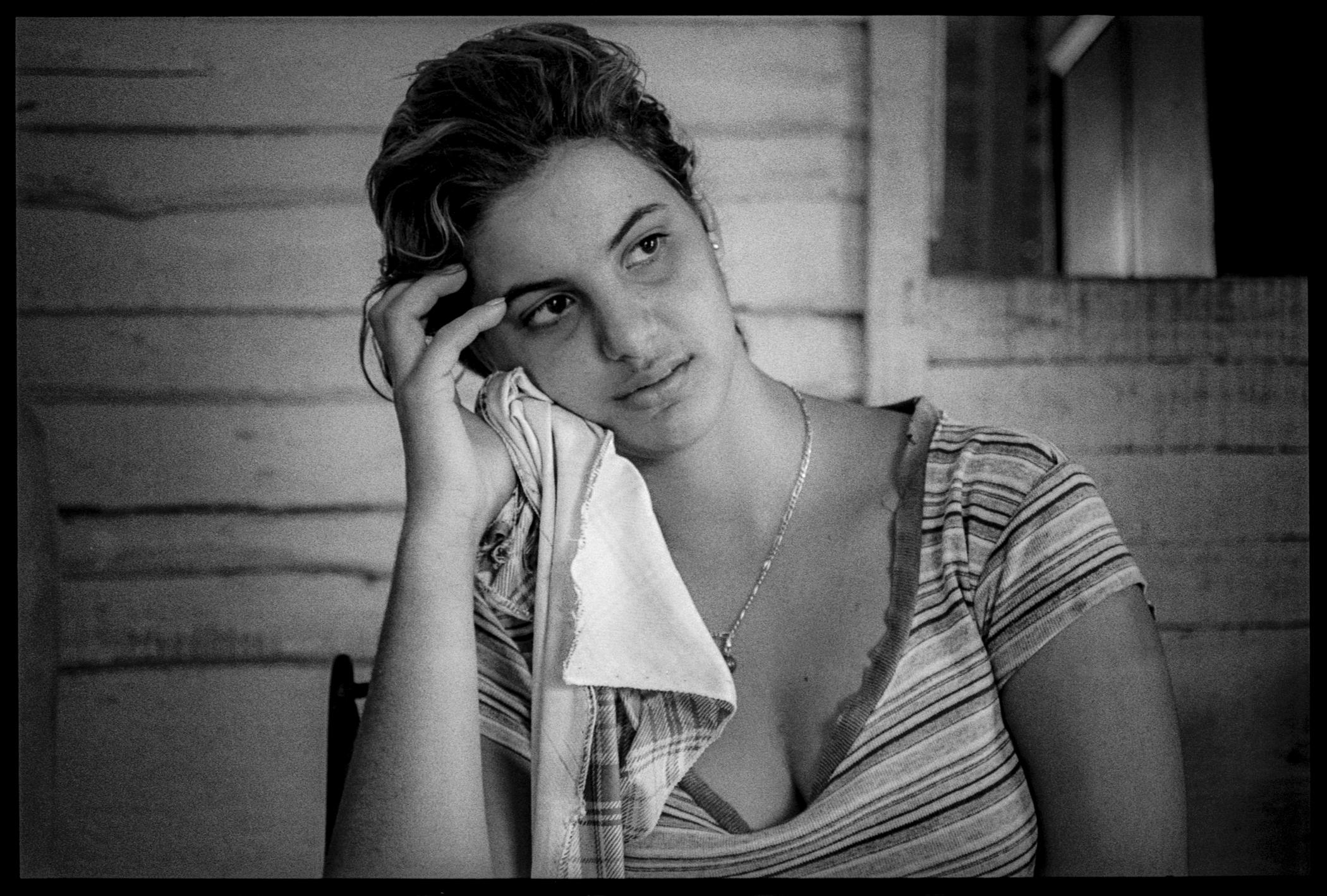 Tobacco farmer  Viñales, Cuba, 2003