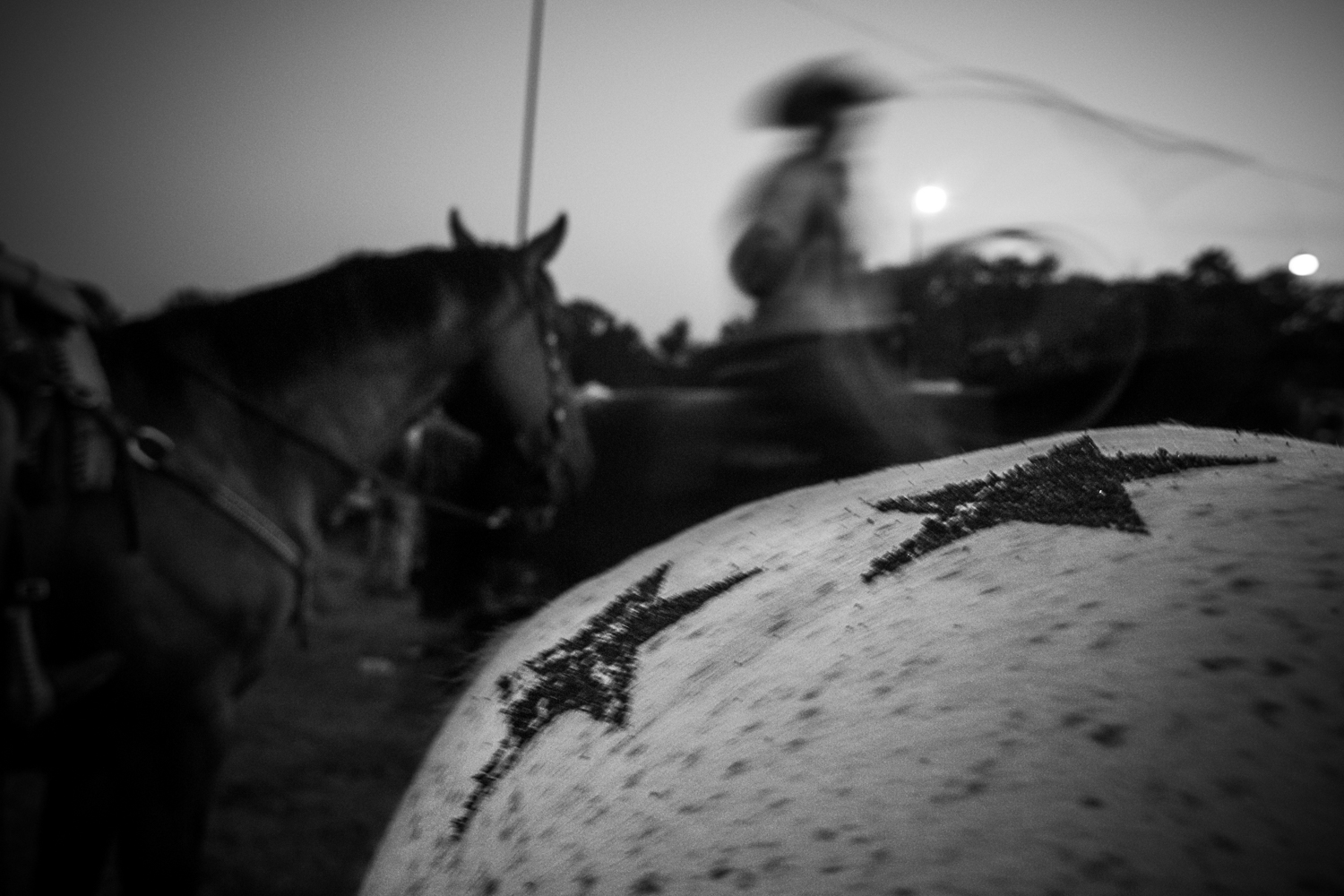 Rodeo in Wimberley Taken sometime around 2010-2015   Made digitally with Nikon D800