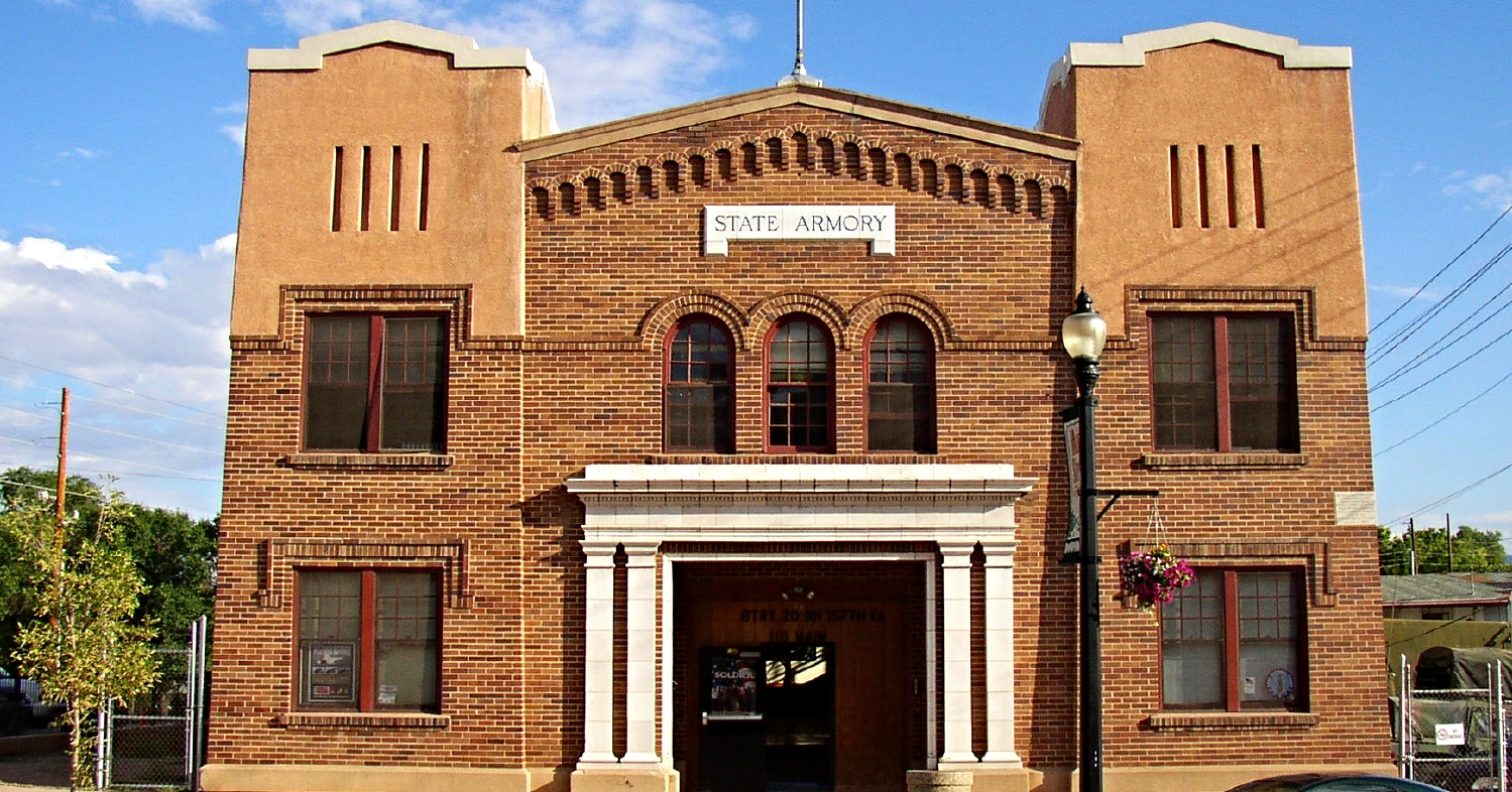 CANYON CITY ARMORY RENOVATION -  Renovation and upgrade of building systems in the existing 14,500 SF armory, including replacement of existing HVAC system, new fire alarm, upgrades to electrical and sanitary sewer systems.