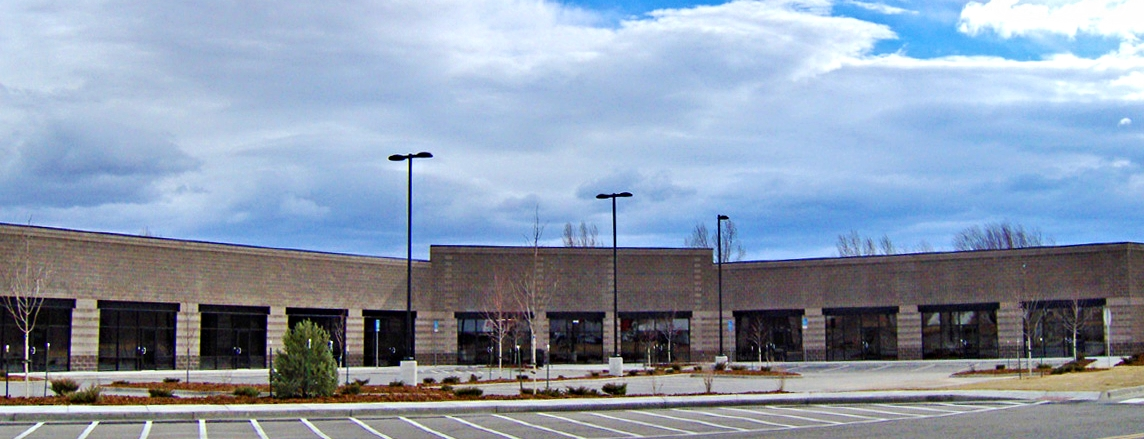MULBERRY EXCHANGE -  New 31,000 SF single-story masonry building shell.