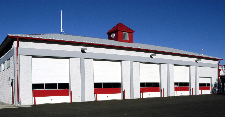 DOC SLATER EMERGENCY RESPONSE CENTER - New 8,667 SF emergency dispatch facility