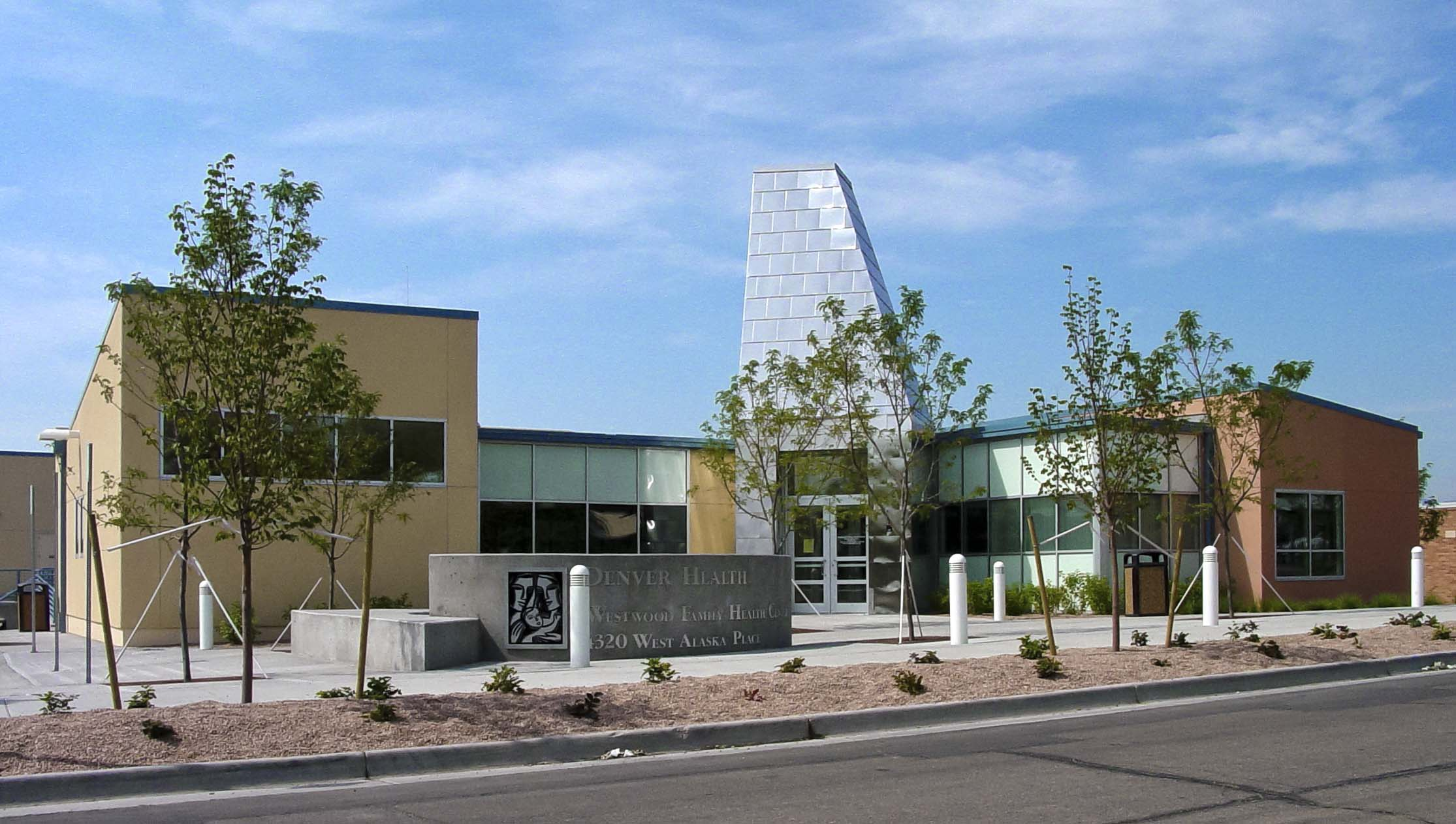 WESTWOOD FAMILY MEDICAL CENTER -  12,000 SF new medical office building.