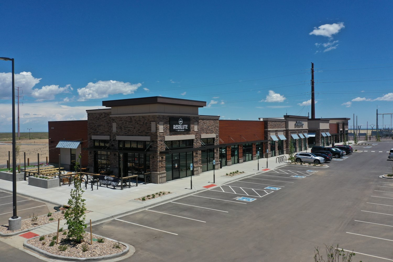 Retail — Golden Triangle Construction, INC