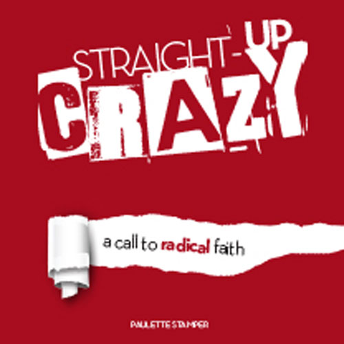 STRAIGHT UP CRAZY - What does radical faith look like? Do you believe God wants to do the impossible in and through you? He does. What would life look like if the flames of your faith were fanned into a radical inferno, to the point where it would be described as straight-up crazy? You weren't meant to have a boring faith - You were meant to have straight-up crazy faith!Each chapter contains a