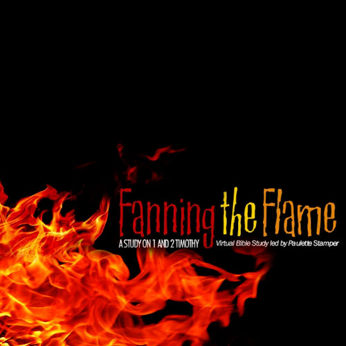 FANNING THE FLAME - TEACHING VIDEOSTimothy lived during a time of increased opposition to the gospel message,surrounded by scoffers and doubters. While Timothy may not have been tempted to blend in with the culture, he may have struggled with taking a bold stand for his faith in Jesus Christ. Can you relate? Fanning the Flame will encourage and empower you to become bold in your faith.