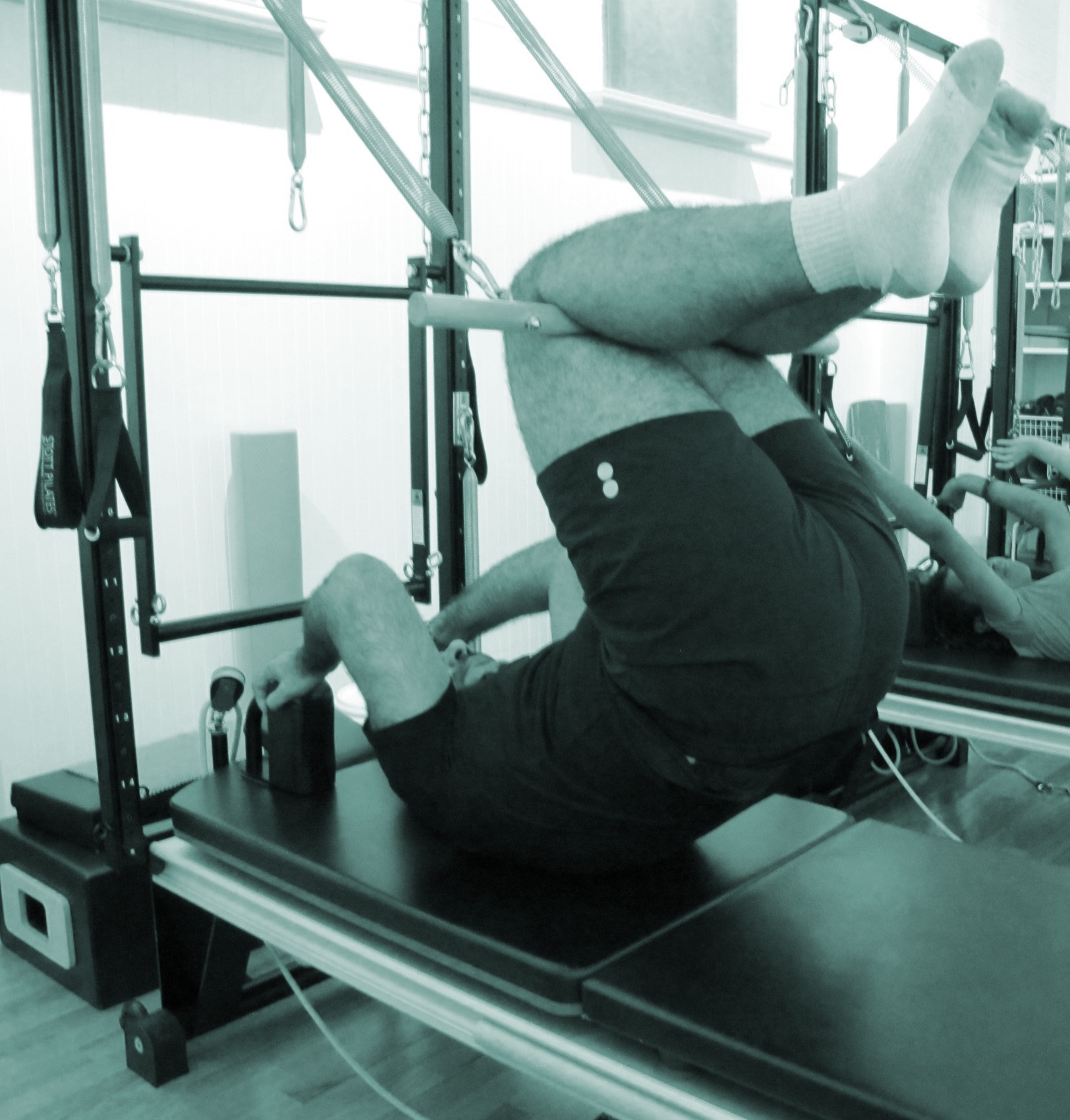 Pilates Reformer and Tower Cambridge