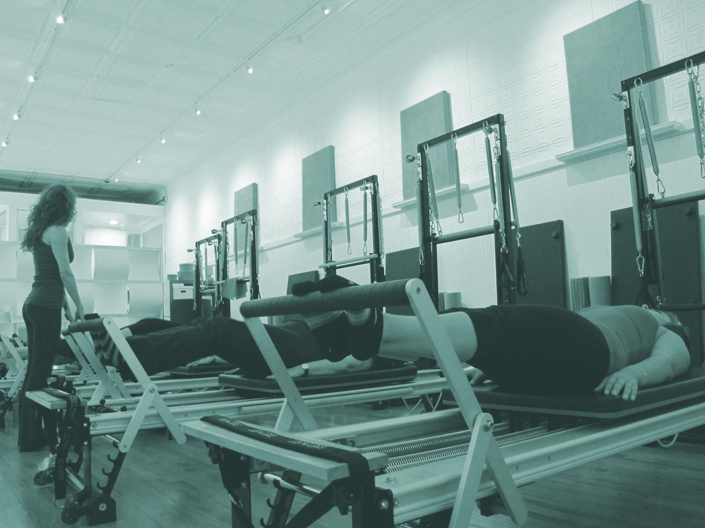 Pilates Reformer Class Cambridge