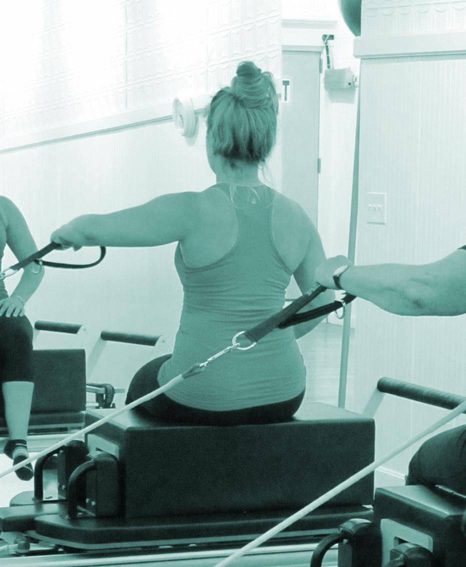 Pilates Reformer Training Cambridge