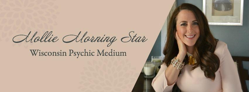 Green Bay, Wisconsin Psychic Medium Mollie Morning Star Event September 8, 2016