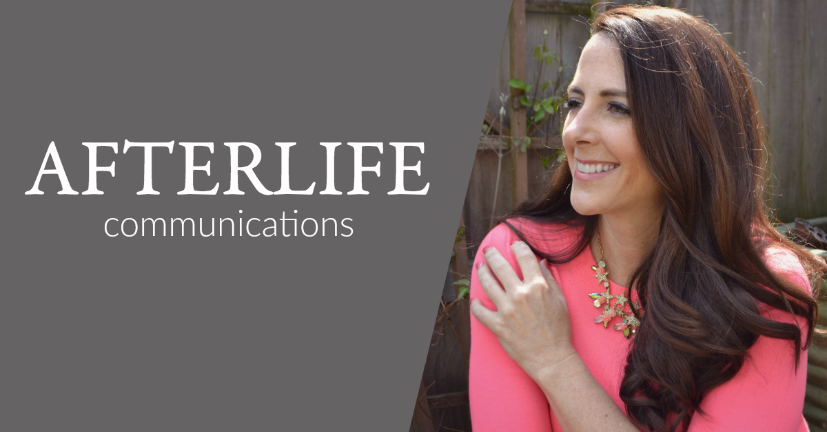 Afterlife Communications with Psychic Medium Mollie Morning Star in Madison, Wisconsin - Messages from Spirit
