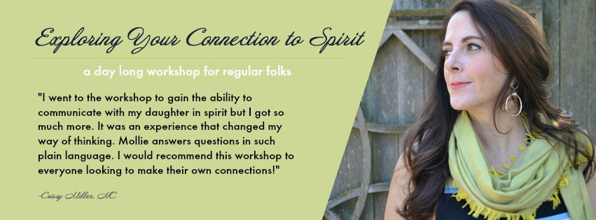 Psychic Medium Classes Workshop Wisconsin - Learn to connect with Spirit