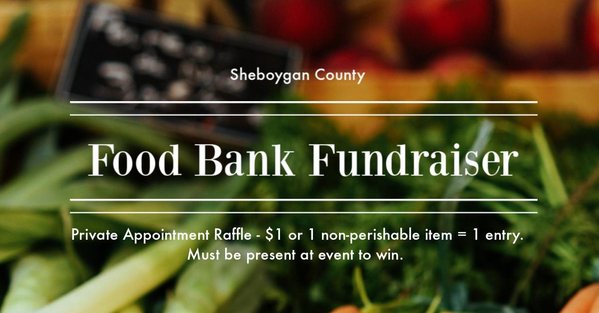 Wisconsin Psychic Medium Mollie Morning Star Sheboygan County Food Bank Fundraiser