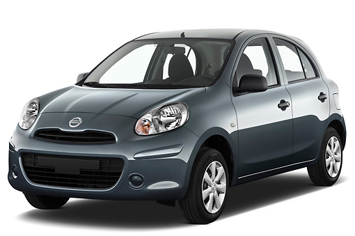 NISSAN MICRA - AUTOMATIC