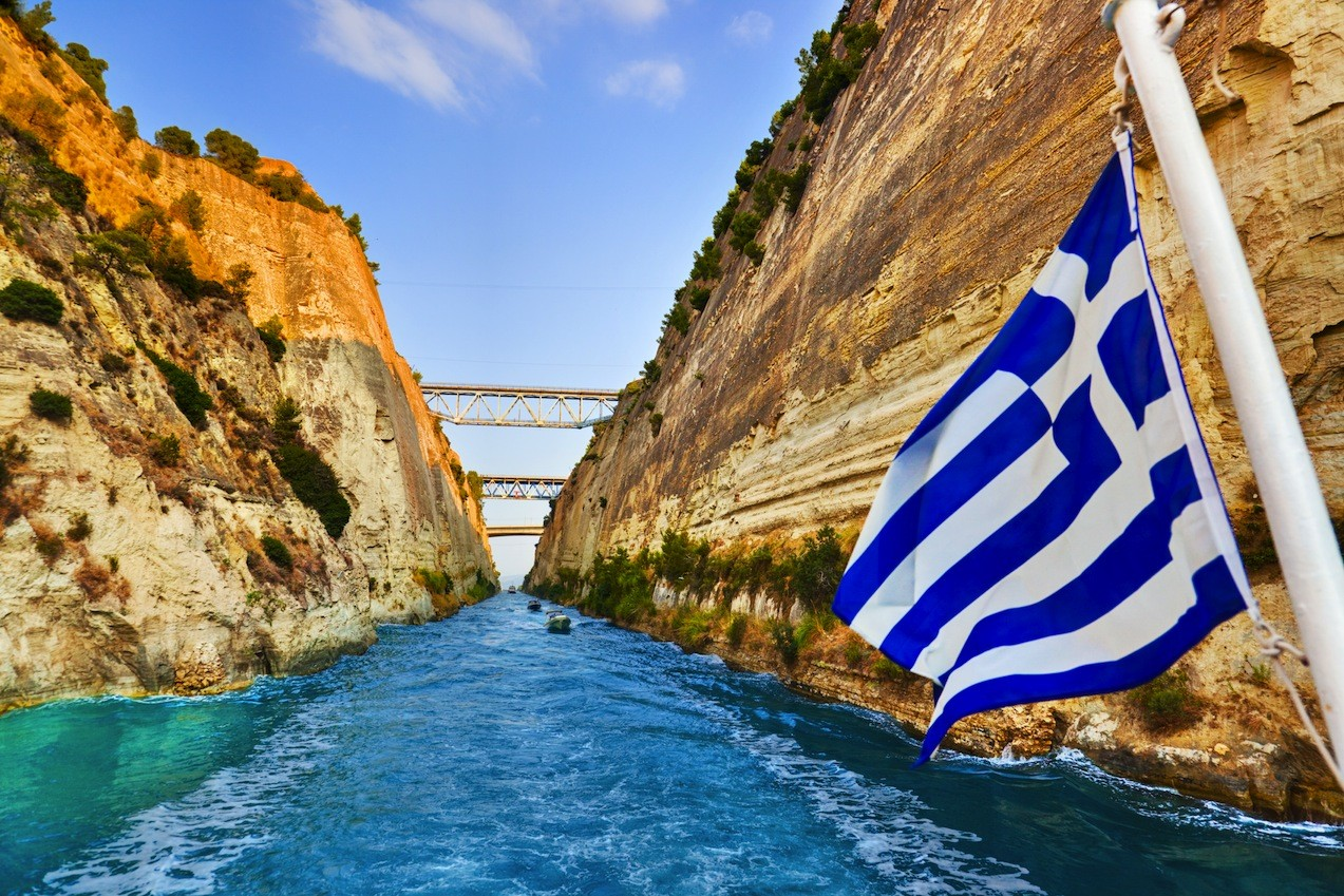 Tours of Greece