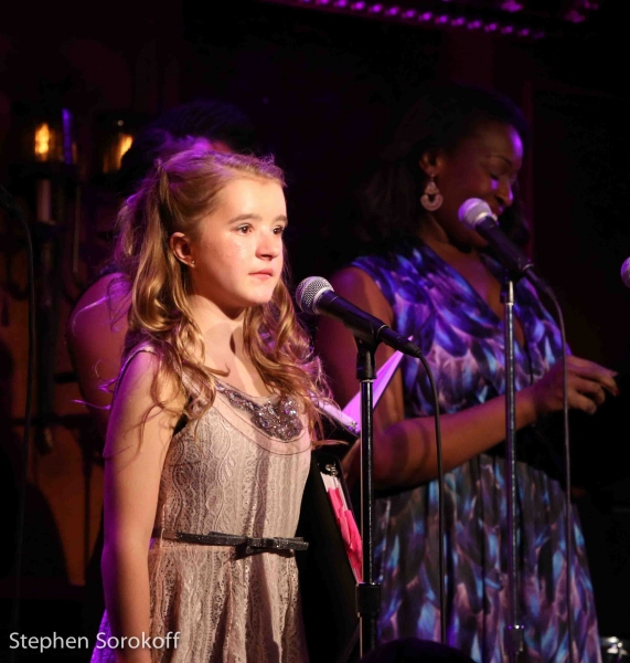 Abigail as Sara Crewe in A Little Princess