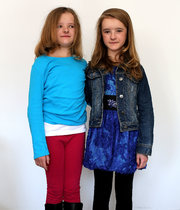 Milly and Abigail in the New York Times