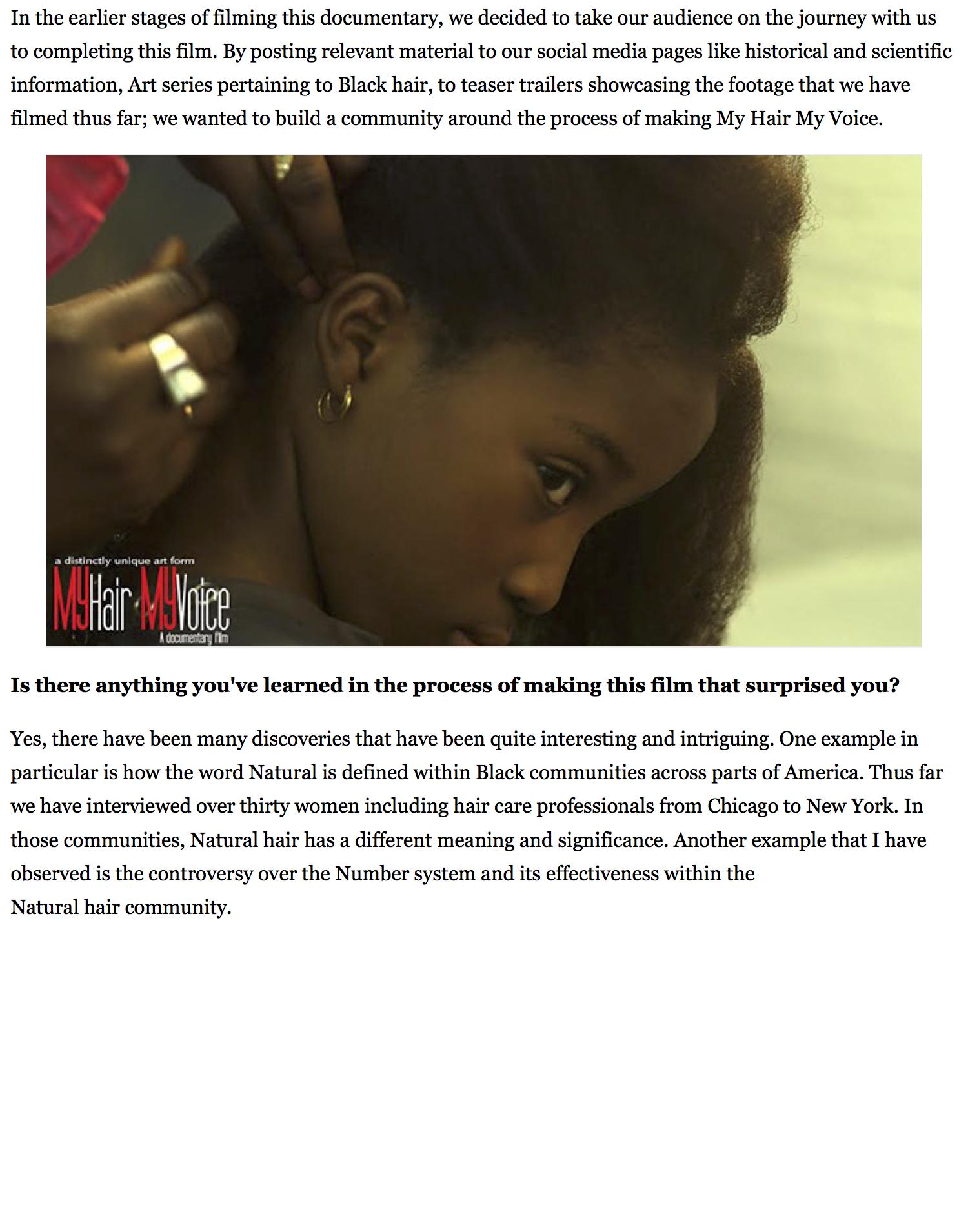 Documentary 2 %22My Hair My Voice%22 Shows Hair as Artistic Expression.jpg