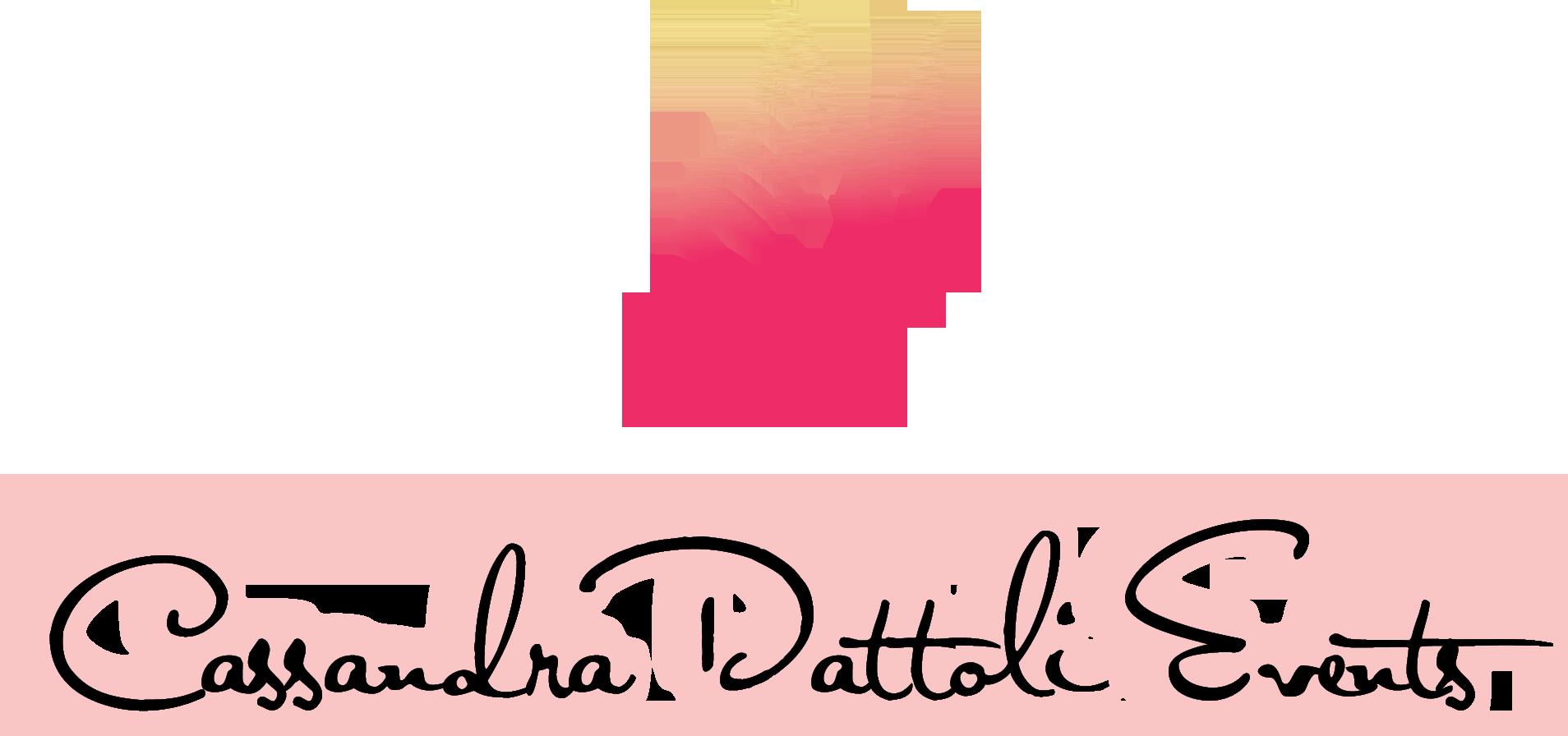 Cassandra Dattoli Events. Logo. Rebrand. Logo. Callie. Beautiful Butterfly. Love. My Heart.