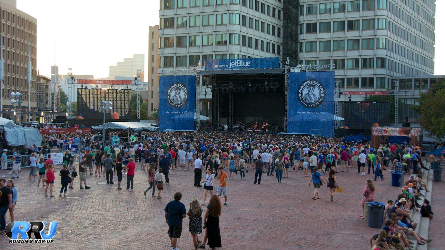 Boston Calling Music Festival (Benjamin Esakof/Roman's Rap-Up).