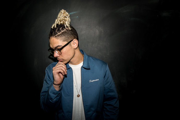 Will Singe on Saturday, February 11th, 2017 (Benjamin Esakof/Roman's Rap-Up Media Group,LLC)