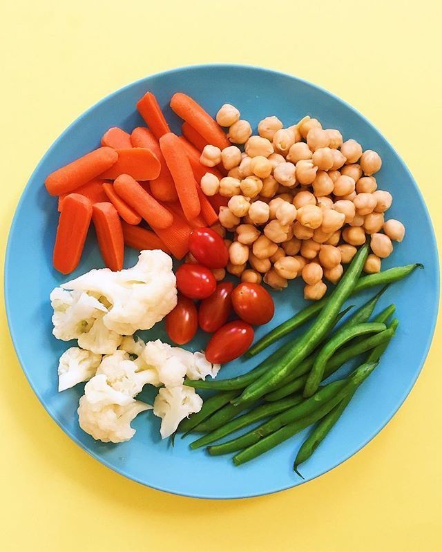 Can't ever go wrong with a big ol plate of veggies. 🥕🍅 Steamed green beans, grape tomatoes, par-boiled carrots, cauliflower and garbanzo beans. 🤩🤩🤩⠀ .⠀⠀⠀⠀⠀⠀⠀ .⠀⠀⠀⠀⠀⠀⠀ .⠀⠀⠀⠀⠀⠀⠀ .⠀⠀⠀⠀⠀⠀⠀ .⠀⠀⠀⠀⠀⠀⠀ #buzzfeedfood #cleaneating #dietitian #eattherainbow #eatyourveggies #f52grams #fitfoodie #foodblogger #healthyaperture #healthyrecipe #healthykids #huffposttaste #kitchn #myplate #nutrition #rdapproved #realfood #realsimple #superfood #tastingtable #tastyandclean #tastyandcleanideas #thenewhealthy #weightwatchers #wholefood ⠀⠀⠀⠀⠀⠀⠀ ⠀⠀⠀⠀⠀⠀⠀ #wwfreestyle #livelifefully #vegan #veggies #dinner