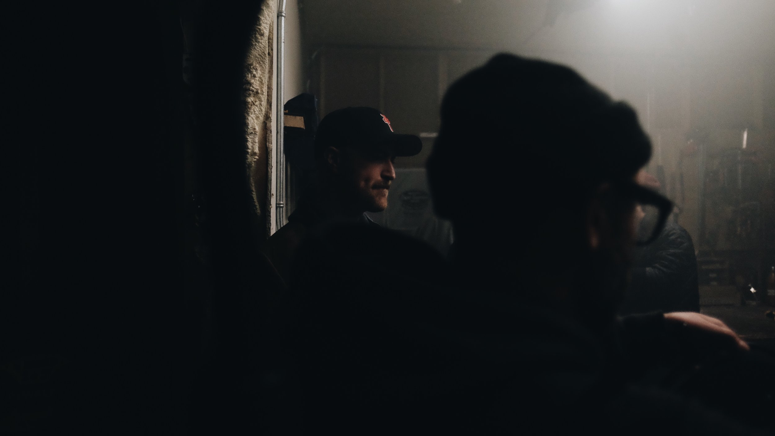 Chris Dowsett (Director) & Nick Thomas (Director of Photography)