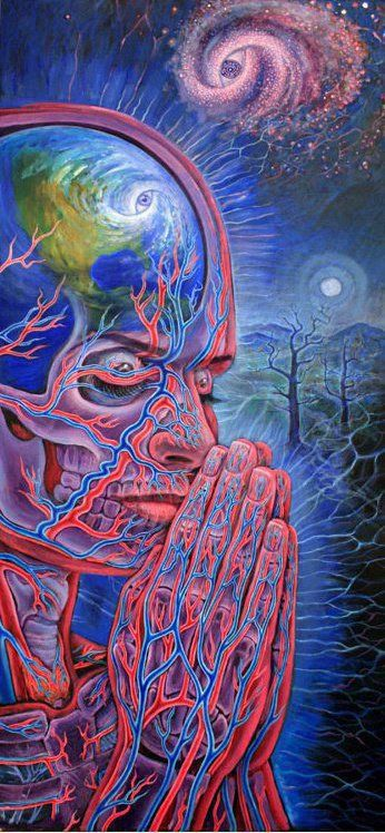 Painting Credit - Alex Gray 2