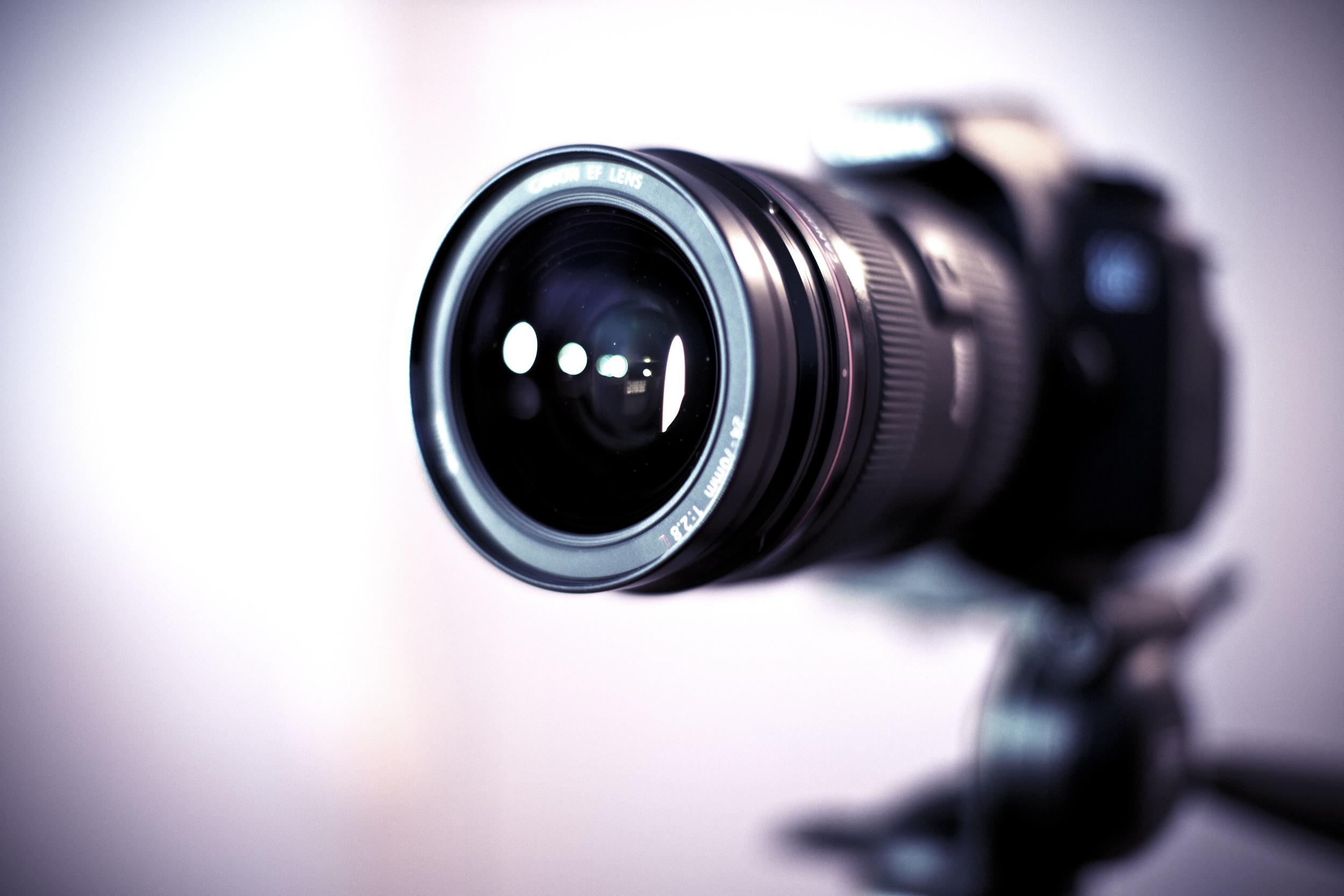 on camera workshops