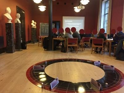 Copenhagen University - Change workshop November 2017
