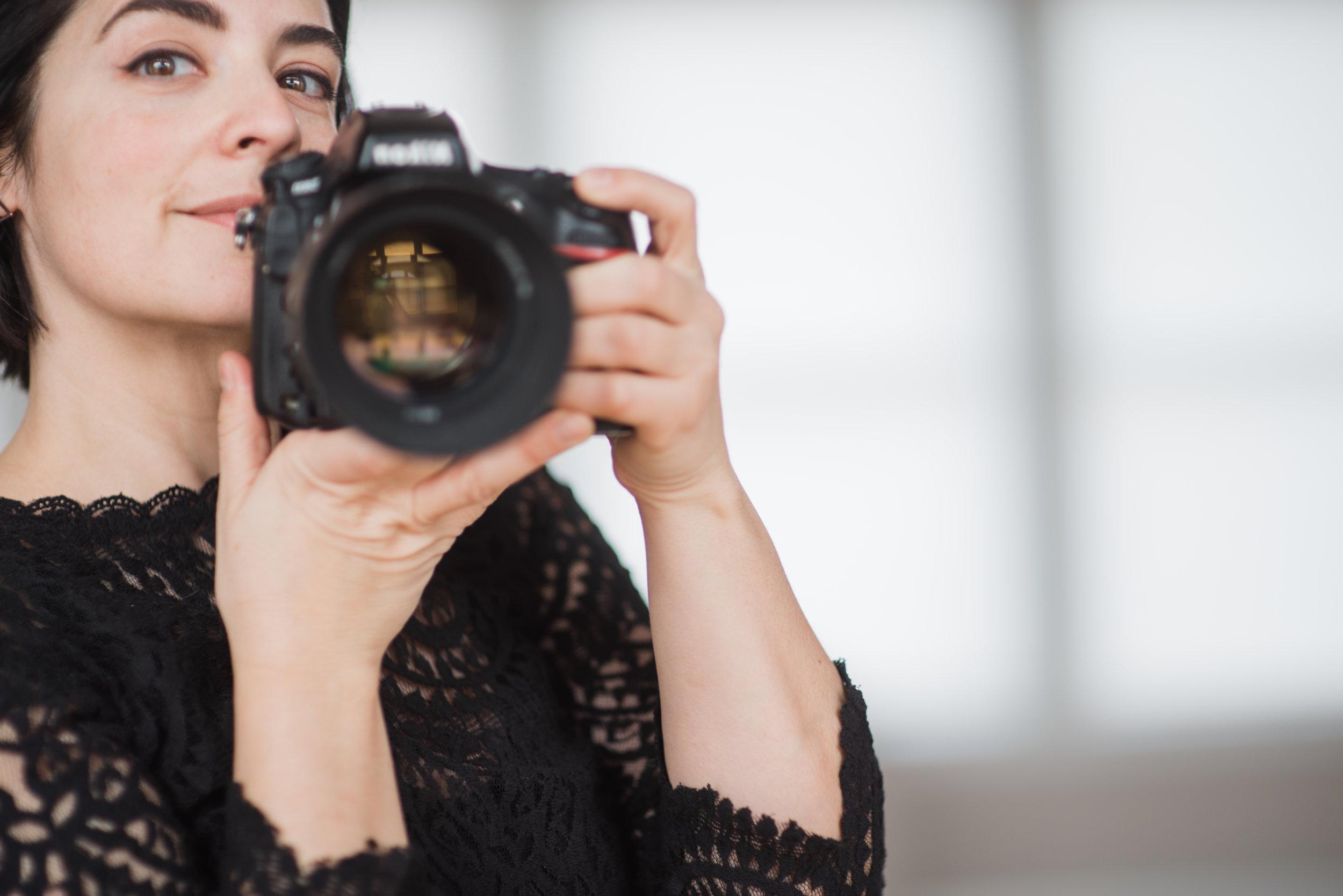 Rebecca Sanabria Photographer