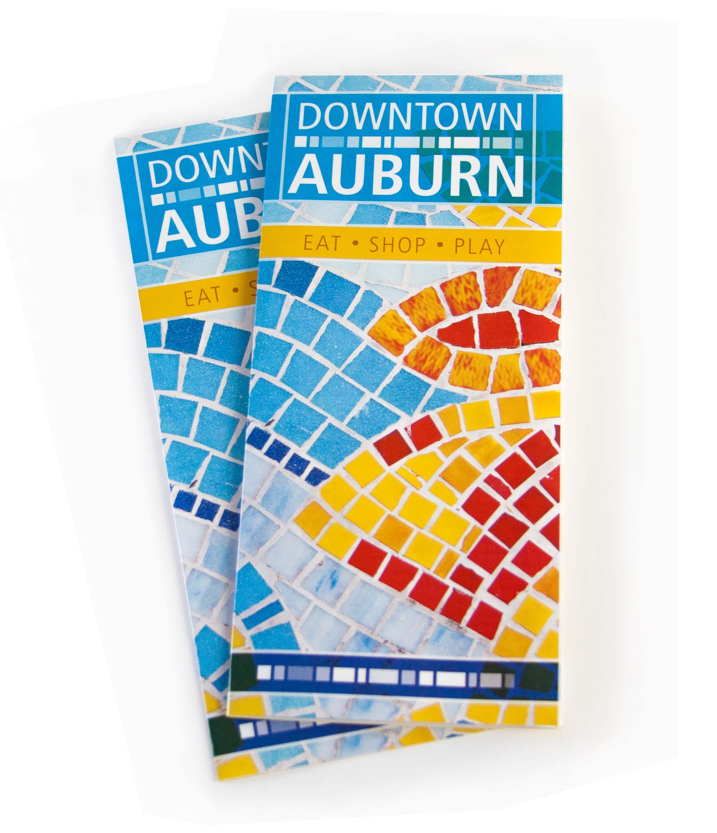 Brochure Print Graphic Design