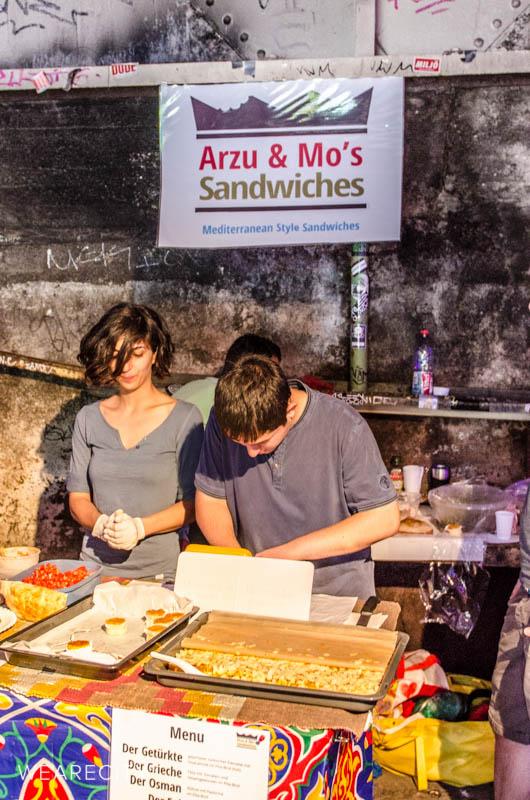 Stadtfreundin Arzu   Gourmets