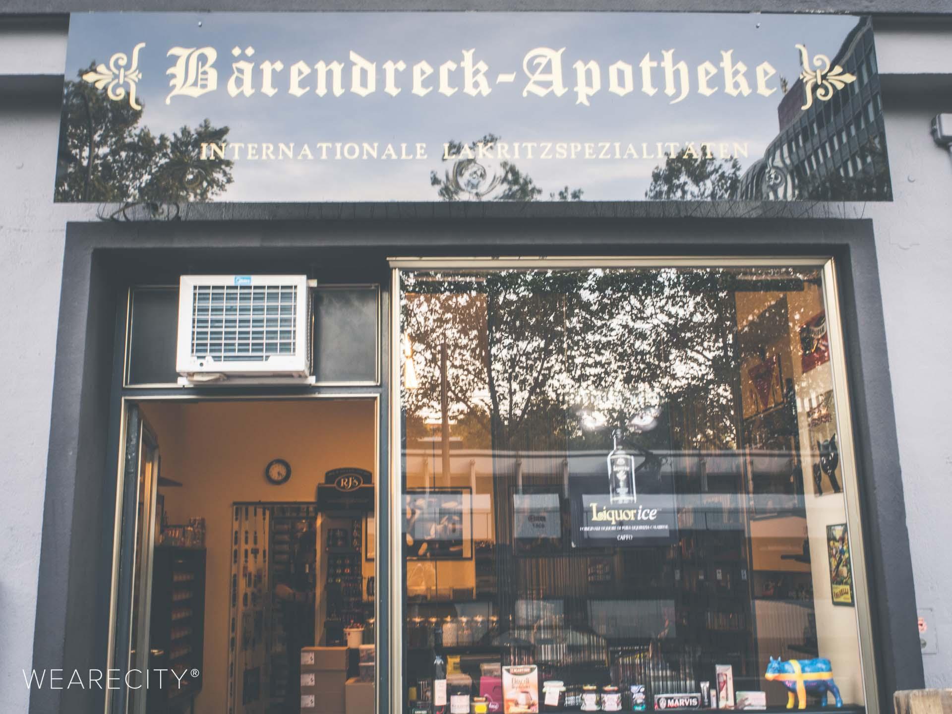 Bärendreck-Apotheke | FOTO: wearecity.de